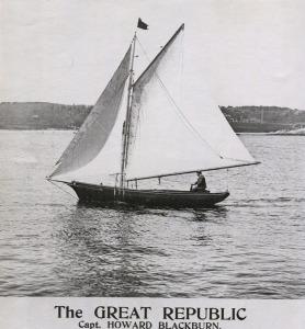 The great republic Howard Blackburn