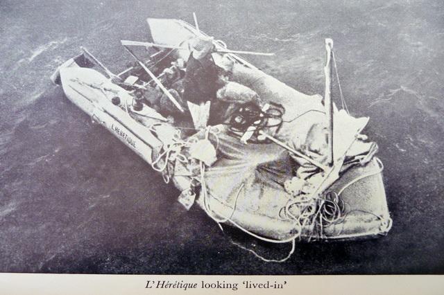 alain bombard boat