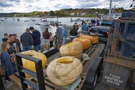 Pumpkin boats Regatta 5