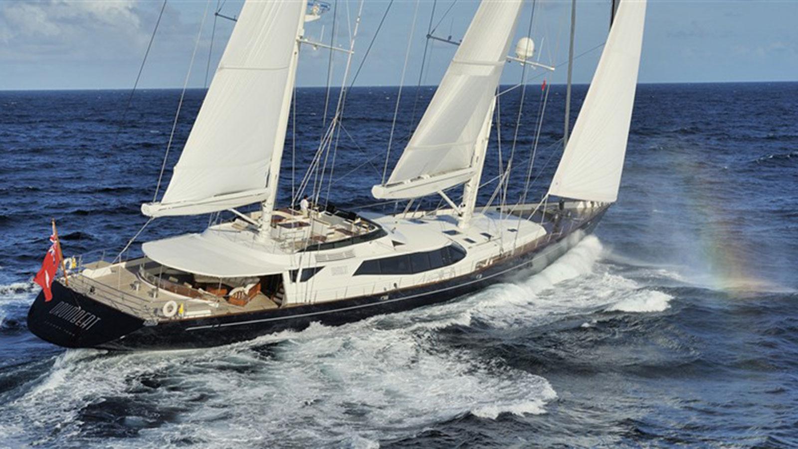 Drumbeat-sailing-boat