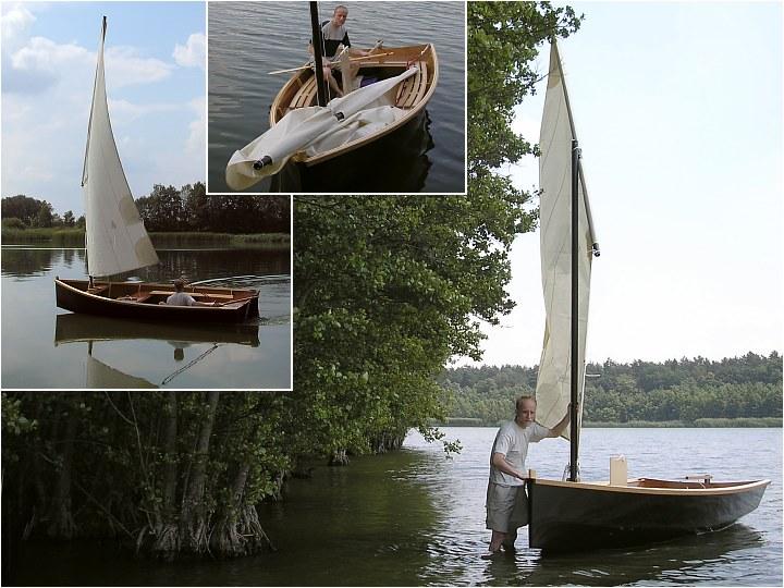 Dinghy 4.0 m free boat plan download 5