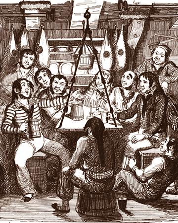 Cosa bevevano i marinai? il Grog