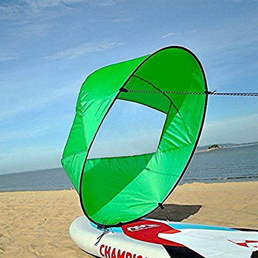 Vela per sup-Downwind Paddle Wind Sail Vgeby