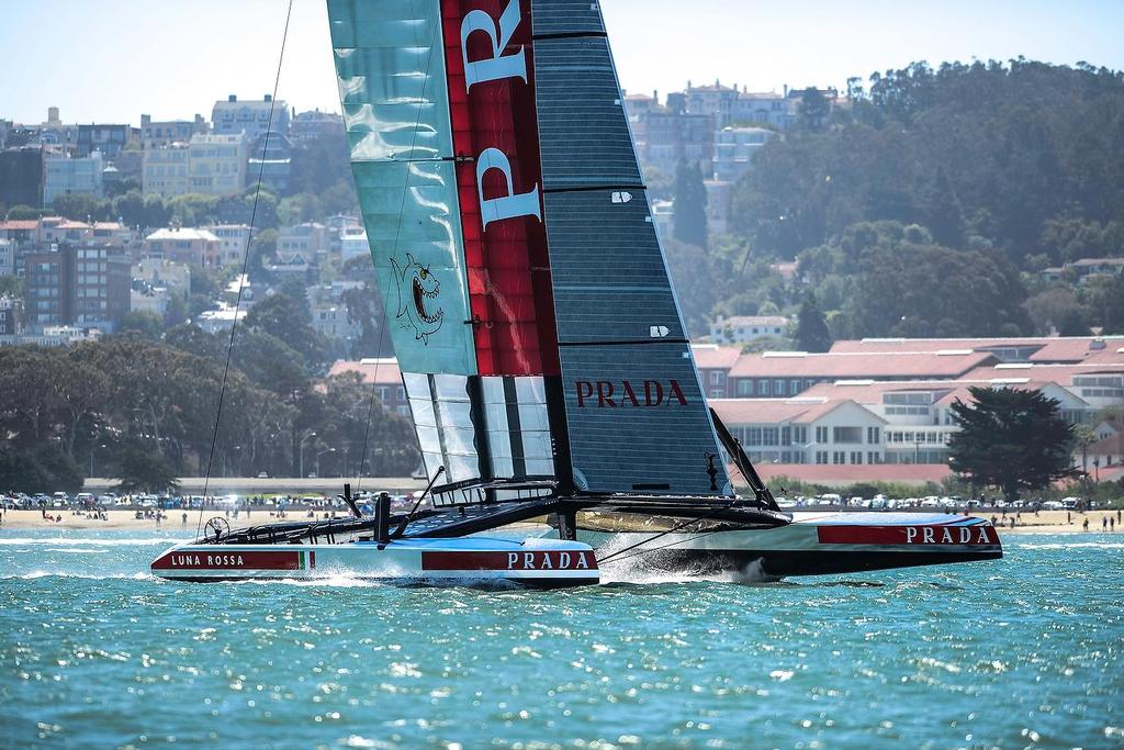 Luna Rossa Speed