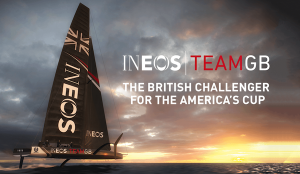 America's cup Ineos team uk