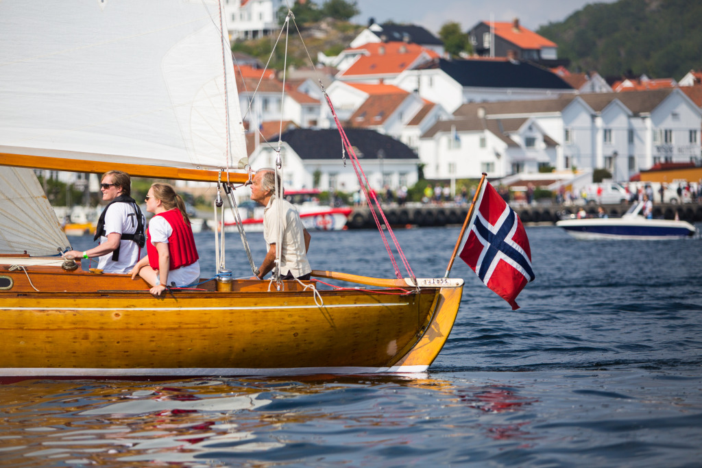 Norway at America's Cup