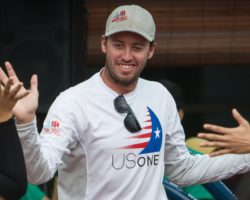 Second Us Challenge for America's cup 2021 Taylor Canfield