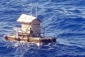 Un ragazzo indonesiano è sopravvissuto per 49 giorni su una zattera nell'oceano