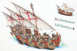 La Niña: le caravelle di Cristoforo Colombo